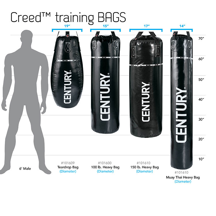 Adult CREED Training Bags