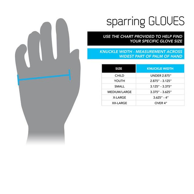 Size Charts | Guides | Century Martial Arts & Fitness