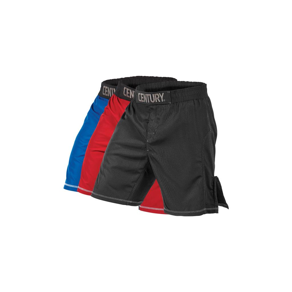 Century MMA Fight Shorts Red 30
