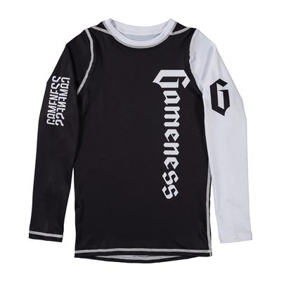 Gameness Long Sleeve Youth Pro Rashguard