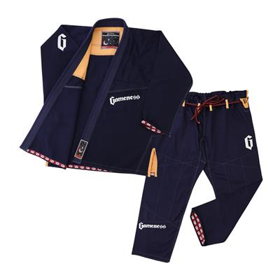 Gameness Limited Edition Mens Pearl Gi 2.0