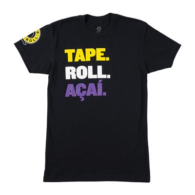 Gameness Tape & Roll Acai Tee
