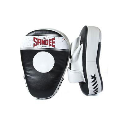 Sandee Sport Synthetic Leather Curved Focus Mitt