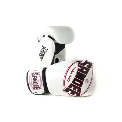 Sandee Cool-Tec Velcro Leather Boxing Glove