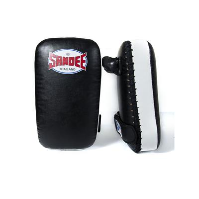 Sandee Small Extra Thick Flat Thai Kick Pad