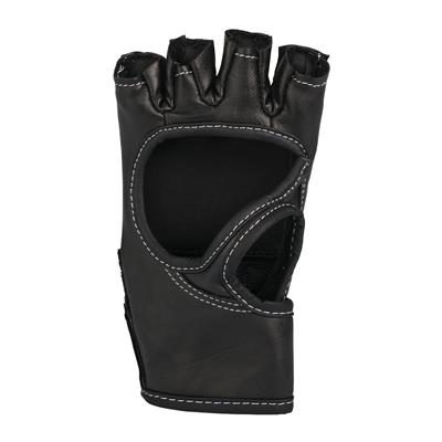 Black//Green Century Youth Brave Open Palm MMA Training Bag Gloves